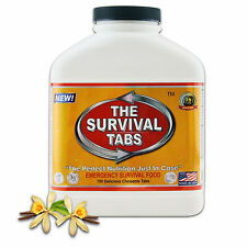 Hiking Survival Food Non GMO Gluten Free 15-Day Supply 25 Year Shelf Life