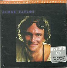 Taylor,James Dad Loves his Work MFSL SACD DSD NEU OVP Limited-Edition Mini LP St
