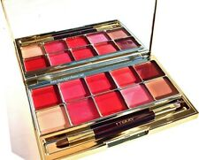 BY TERRY RRP £85 JEWEL LIP KISS 10 LIPSTICK GOLD PALETTE LIMITED EDITION BYTERRY