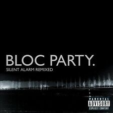 BLOC PARTY-SILENT ALARM REMIXED CD NEW