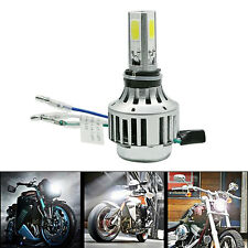 KIT Phare LED Xenon Blanc Ampoule h4 18 W 2000LM LED DC12-24V Moto