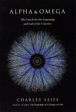Alpha and Omega: The Search for the Beginning and End of the Universe-ExLibrary