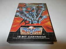 TRUXTON for Sega Genesis system    Very Rare  BRAND NEW  Factory Sealed