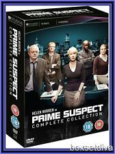 PRIME SUSPECT - COMPLETE COLLECTION *** BRAND NEW DVD BOXSET**