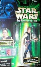 HAN SOLO POWER OF THE FORCE WITH COMM TECH CHIP MOC