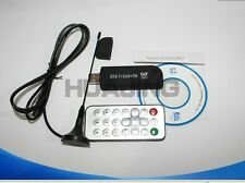 RTL2832U & R820T DVB-T RTL-SDR+DAB+FM USB Digital TV Tuner Receiver F.Laptop/