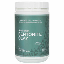 Australian Bentonite Clay 1kg Australian Healing Edible Clay FOOD GRADE