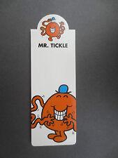 Magnetic BOOKMARK MR MEN Mr Tickle