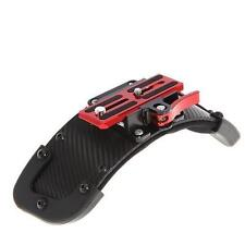 Zacuto QR Shoulder Pad + Tripod adapter Plate+ Side and Rod Clamp ($850 Value)