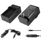 AC/DC Battery Charger EN-EL9 EN-EL9a MH-23 For Nikon D40X D40 D60 D5000 D3000