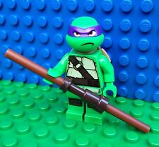 Lego TMNT Teenage Mutant Ninja Turtles DONATELLO Bow 79101 Minifig Minifigure