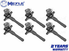 FOR MG ZS 180 ZT 160 190 T PETROL IGNITION COIL PACK STICK PENCIL SET MEYLE NEW