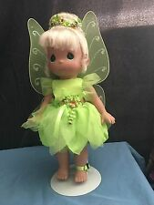"Precious Moments Disney Tinker Bell 12"" Doll"