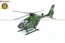 Eurocopter EC135T1 2006 German Military Helicopter 1/72 Diecast Army Model No 15