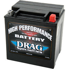 Drag Specialties AGM Battery 1997-2006 Harley Electra Glide Ultra Classic Inject