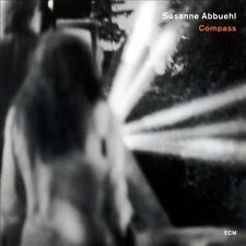 Susanne Abbuehl-Compass  CD NEW