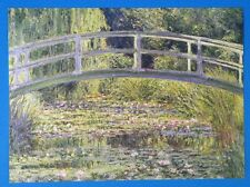 "Monet ""The Water-Lily Pond"" Masterpiece the World's Greatest Paintings"