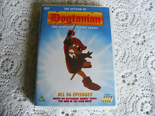 The  Return Of  Dogtanian   DVD  Complete  Second  Series   New  and  Sealed