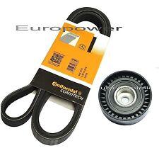 V-rib belt+Tension pulley BMW E36 316 318 i Generator
