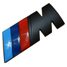 Black/Blue/Red BMW Motorsport M Power Logo Decal/Badge/Sticker/Adhesive/M3/M5