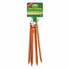 Coghlan's Coghlans- One Bulk Ultralight Tent Stake- Uses Canopies Tarps Shelters