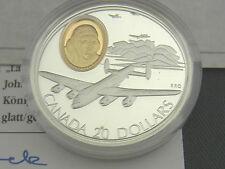Münze Kanada 20 Dollars 1990 PP #15