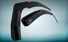 Vauxhall Corsa D MK3 3-doors Hatch 2006-14 2-pc wind deflectors Sun Visor Tinted