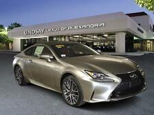 Lexus: Other 2dr Cpe AWD