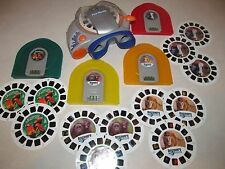 View Master Super Sounds Talking Viewer Lot 4 Reel Set 12 Reels Discover Channel