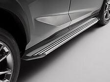 2015-up Lexus NX200t, NX300h Running Boards, Genuine, OEM, Factory