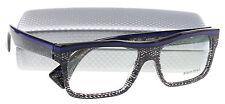 New Alain Mikli Eyeglasses Men A03057 Blue D024 A03057 54mm