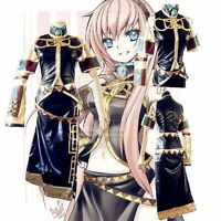 Vocaloid 2 CV3 Megurine Luka Fancy Dress Cosplay Costume