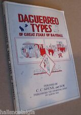 "1958 ""Daguerreo Types of Great Stars of Baseball"", TSN All-Time All-Star Team"