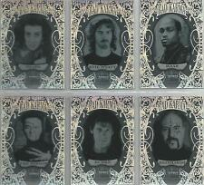 "Charmed Destiny - ""Bad Karma"" Set of 6 Chase Cards #BK1-6"