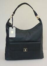 Modalu Large Navy Blue Shoulder Hobo Bag - ''Somerset' - RRP £199 - NEW