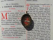 Vatican reliquary 1600s 1st class relic St. Paul Apostle