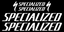Specialized Bicycle Decal Set (Gloss White)