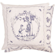 Clayre & Eef Pillow Cover Cushion Children Cottage Nostalgia Shabby 50x50cm