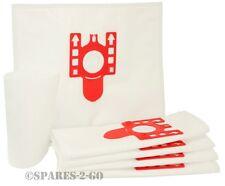 5 x Miele S348I S381 S4280 S4781 S348I2 S382 S4281 S500 FJM Dust Bags & Filter
