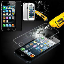 TEMPERED GORILLA GLASS SCREEN PROTECTOR for iPHONE 4 4G 4S HIGH QUALITY FILM USA
