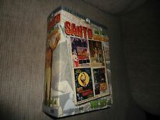 Santo and the Monsters Box Set, Vol. 1 Like New (4) Disc DVD