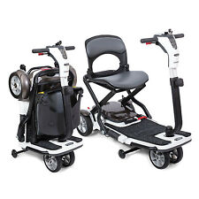 GO GO Folding Travel Mobility Scooter SLA Battery S19 with Seat Arm Rests FREE