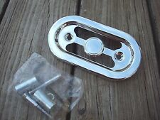 Chrome Voltage Regulator Cover Harley Davidson Dyna Models 1991-2003