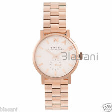 Marc by Marc Jacobs OriginalMBM3244Baker Rose Gold 36mm Women's Stainless Stee