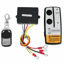 12V Wireless Fernbedienung Kit fuer LKW-Jeep ATV Winch GY