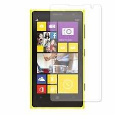 2X QUALITY CLEAR SCREEN FILM GUARD SAVER PROTECTOR COVER FOR NOKIA LUMIA 1020