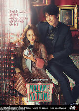 Madame Antoine Korean Drama (4DVDs) Excellent English & Quality!