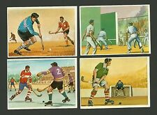 Field Hockey Roller Skate Pelota Spanish Sports Collector Cards