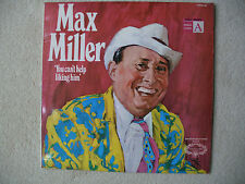"""Max Miller.  """"You Can't Help Liking Him"""""""