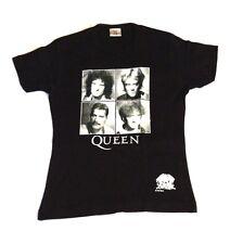 QUEEN - Photos - Girlie Girl Woman Damen Shirt - Größe Size 32 / 34